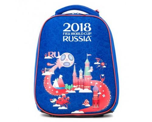 Рюкзак ERGONOMIC light ЧМ ПО ФУТБОЛУ 2018 для мальчика начальная школа