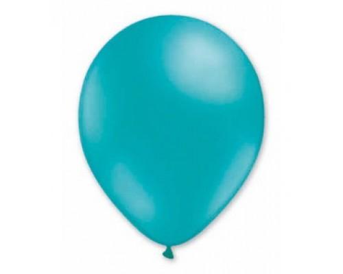 Воздушные шары Пастель бирюзовый 12 дюйм./30 см. 1шт.