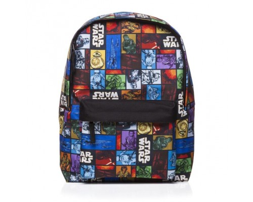 Рюкзак BASIC-Звездные войны для мальчика, старшая школа